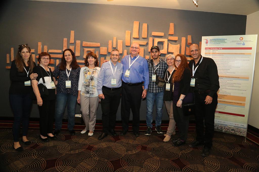 סיקור הכנס השנתי ה-23 של החברה לחקר, מניעה וטיפול בטרשת עורקים 18-20 באוקטובר 2018