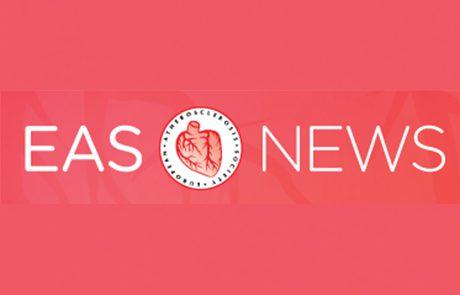 EAS News: Open Access Webinar: Women, dyslipidaemia & atherosclerosis, Articles from our Journal